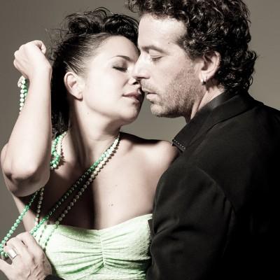 Pablo Inza y Sofía Saborido