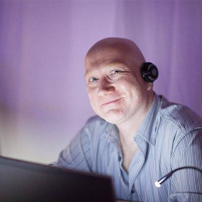 DJ Jean-Marc Vandel