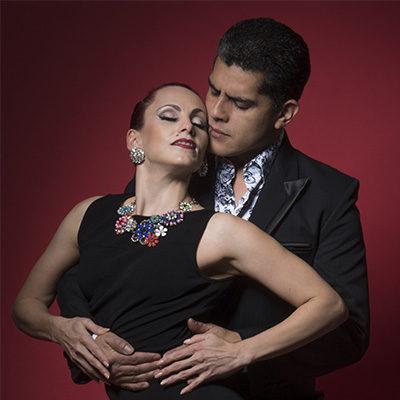 Sabrina y Ruben Veliz