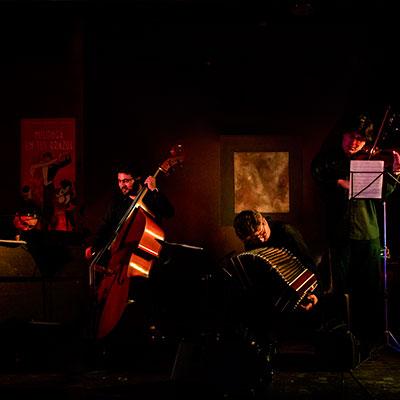 Tango Sonos Quartet