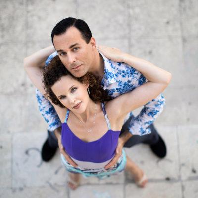 Sigrid Van Tilbeurgh y Murat Erdemsel